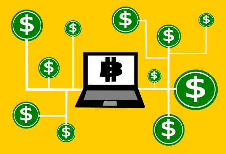 Bitcoin: Ro-Invest. Profit sharing, diversity, and gains.